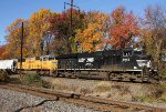 NS 8043, UP 4155 on 14G